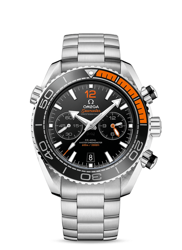 OMEGA Seamaster Planet Ocean 600M Co‑Axial Master Chronometer Chronograph 45.5 mm