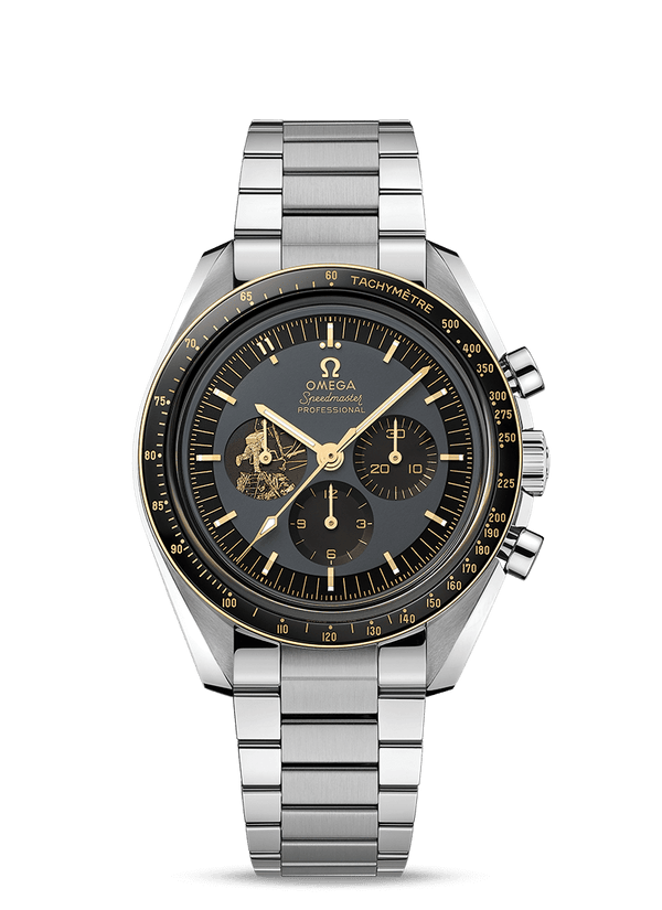 "OMEGA Speedmaster Moonwatch Anniversary Limited Series ""Apollo 11"""