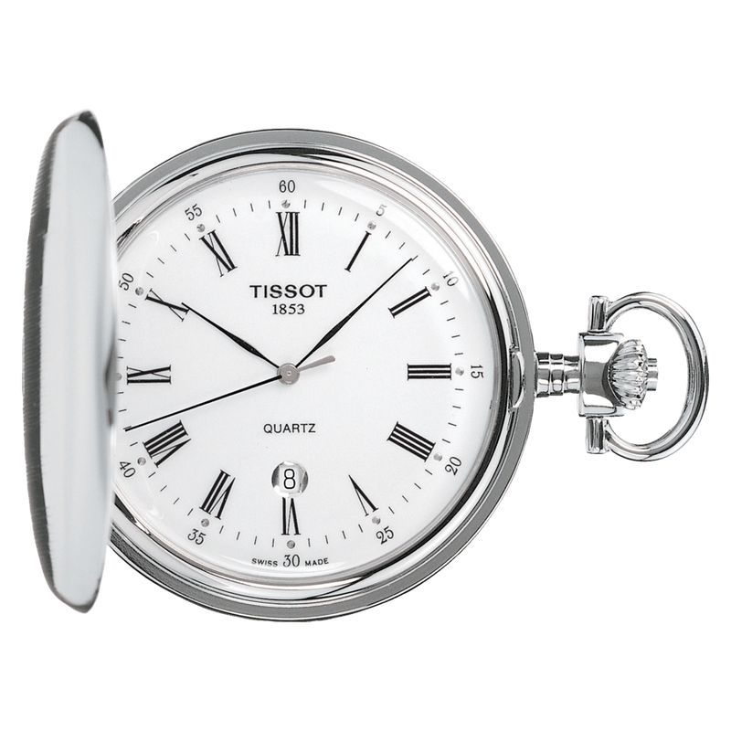 Tissot Savonnette Pocket Watch