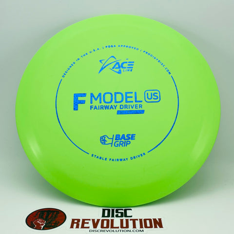 ACE LINE F MODEL US BASEGRIP PLASTIC