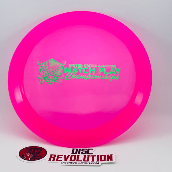 Dynamic Discs Lucid Trespass Match Play Stamp