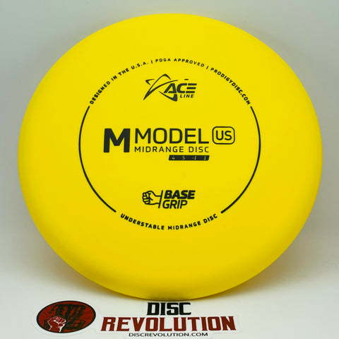 ACE LINE M MODEL US BASEGRIP PLASTIC