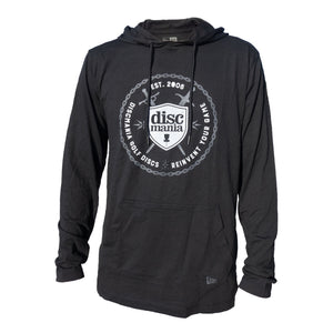 Discmania Sheild and Swords Performance Hoodie Tee