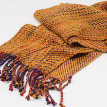 Load image into Gallery viewer, Autumn Spice Reflective Scarf