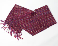 Load image into Gallery viewer, Cabernet Reflective Scarf