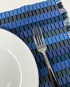 CUSTOM color reversible place mats.
