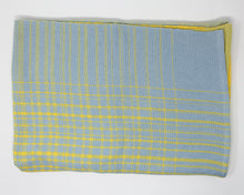 Load image into Gallery viewer, XL Baby/Toddler Blanket - Asymmetrical Stripe