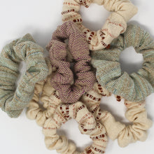Load image into Gallery viewer, Handwoven Scrunchie