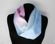 Load image into Gallery viewer, Cotton Candy Infinity Scarf