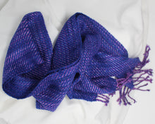 Load image into Gallery viewer, Indigo Reflective Scarf