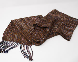 Winter Wood Reflective Scarf