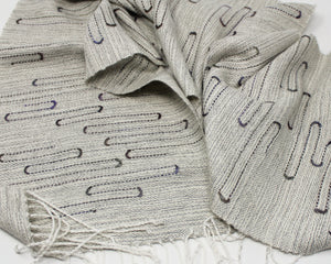 Stratus Squiggle Scarf