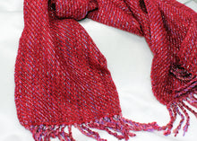 Load image into Gallery viewer, Summer Berry Reflective Scarf