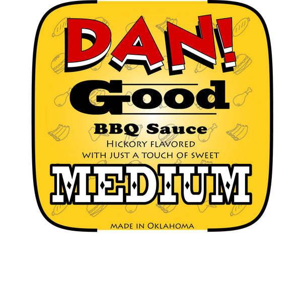 DAN! Good BBQ Sauce Medium