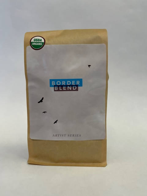 'Artist Series Blend' BORDER BLEND Coffee