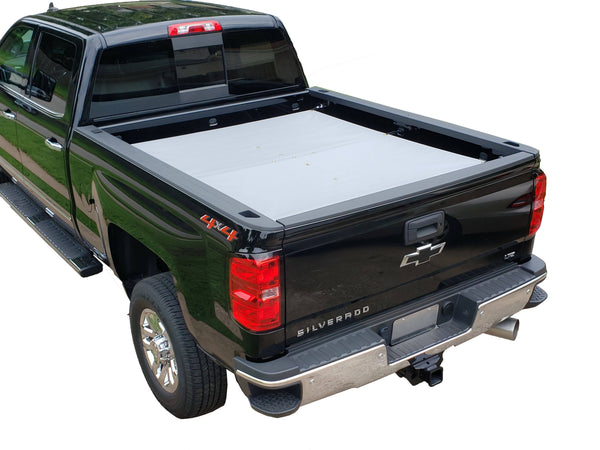 "Your Cattle/Ranch Brand Custom Embroidered Tonneau Cover - Standard Bed 6' 6"" - GM"