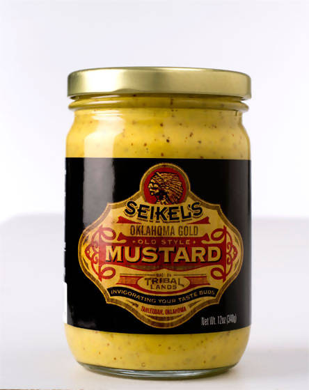 Three Jars of Seikel's Mustard