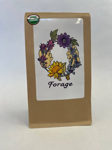 'Artist Series Blend' FORAGE Coffee