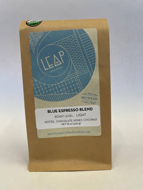 BLUE ESPRESSO BLEND Coffee