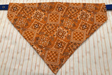 Handmade Cotton Small Pet Bandana
