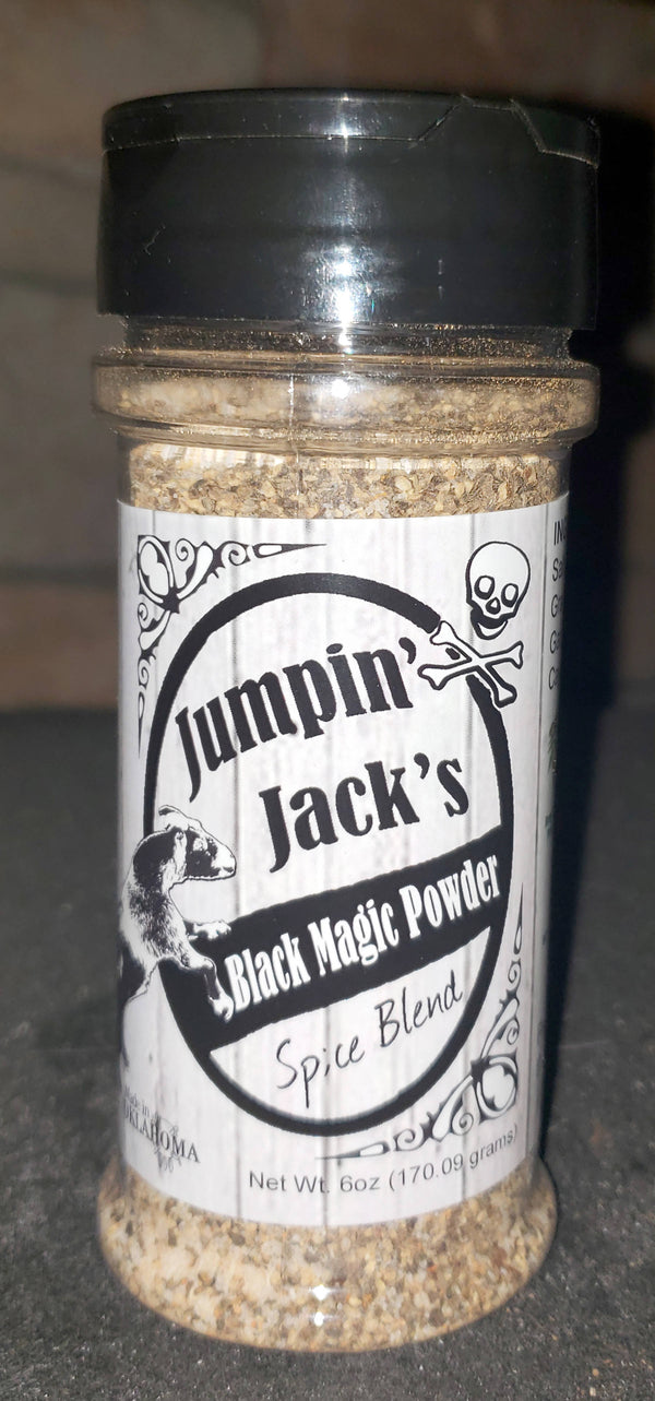 Jumpin' Jack's Magic Powder Spice Blends