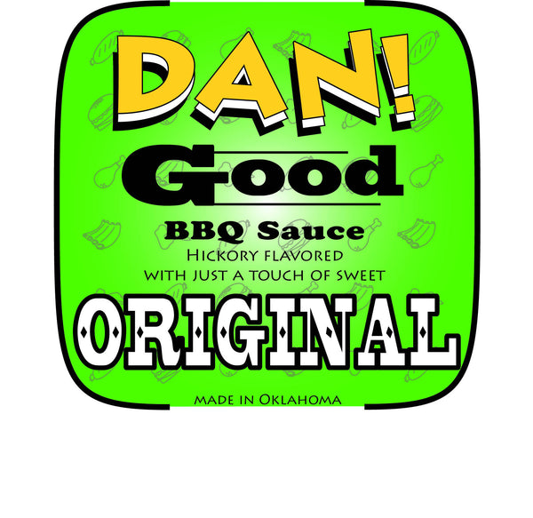 DAN! Good BBQ Sauce Original (Mild)