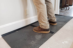 Drop-N-Flop: The Smart Drop Cloth Replacement and Floor Protector