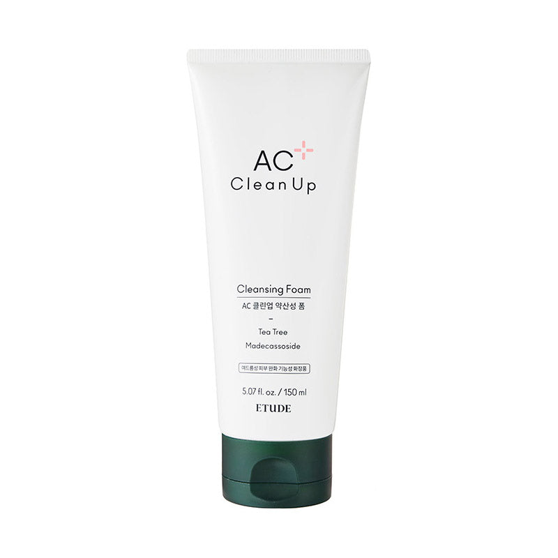 ETUDE HOUSE AC Clean Up Cleansing Foam 150ml