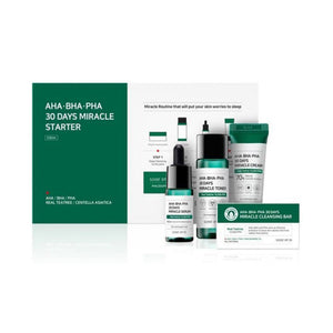 SOME BY MI AHA BHA PHA 30 Days Miracle Starter Kit - 1pack (4items)
