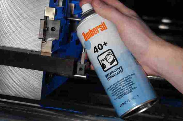 Ambersil 40+ Liquid maintenance lubricant 400ml aerosol