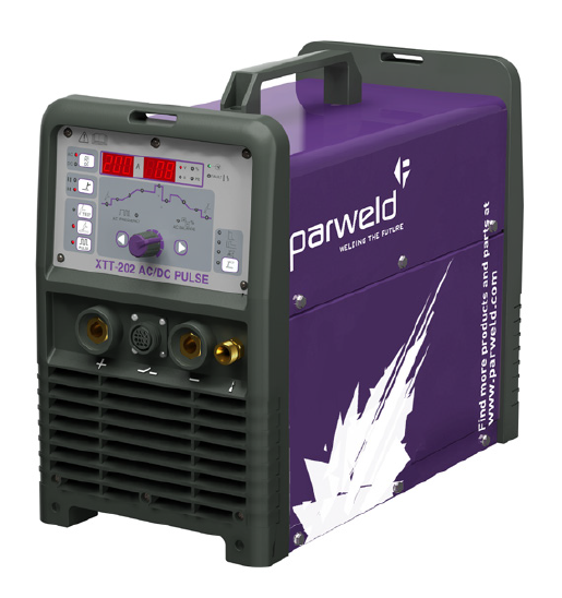 Parweld XTi 202 TIG Inverter AC/DC water cooled package 240 volt