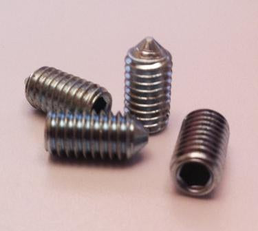 Mechafin ME300/400 Allen screw set M6 x12 57012