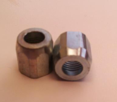 Mechafin ME200/300 Liner retaining nut small nipple 57100