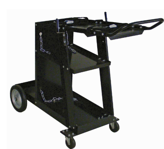 Parweld TR005 Trolley to suit intervers (XTT 202)