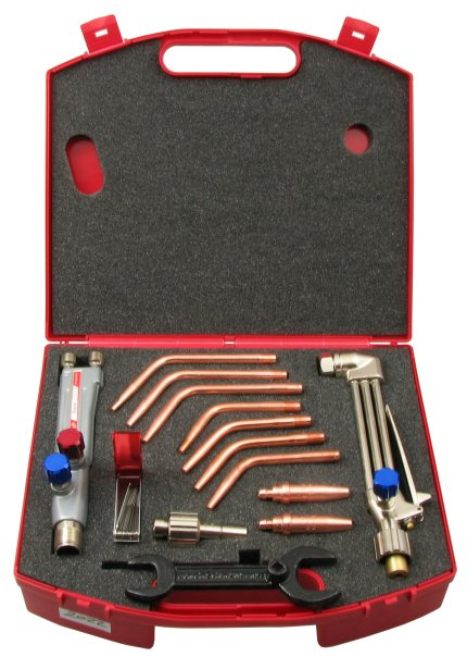 Saffire type 5 basic welding & cutting kit in case