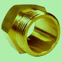 Saffire 5 cutting head nut
