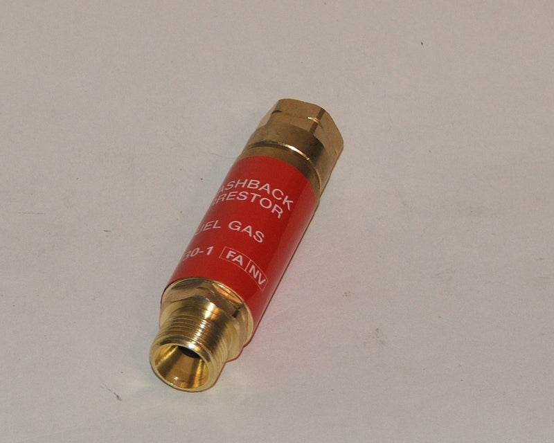 Inline 188/Tlgb fuel flash back arrestor (auto reset)
