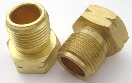 Harris H5003 L/H regulator nut