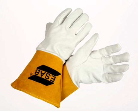 Welders gauntlet glove ESAB TIG supersoft Large 0700005006