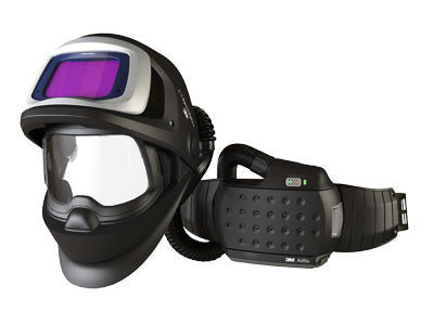 3M Adflo Speedglas 547725 9100XX Welding Helmet FX Air + Adflo powered respirator PAPR