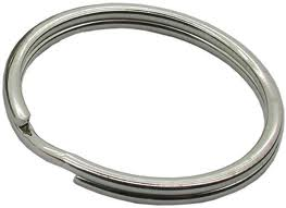 Curtain split O ring for welding curtain 75mm