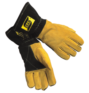 Welders gauntlet glove ESAB MIG curved X-Large 0700005040