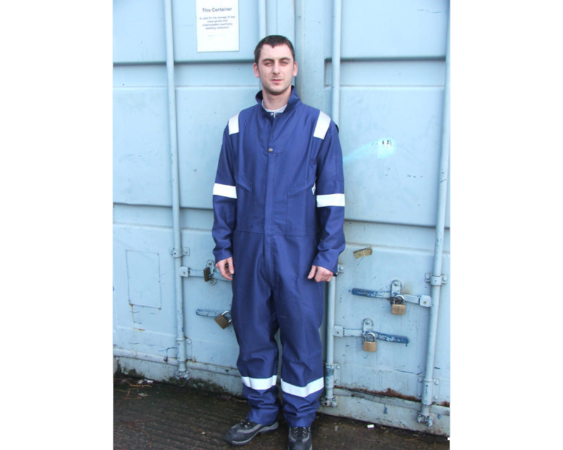 Pioner Fristads Firemaster navy coverall 42 inch