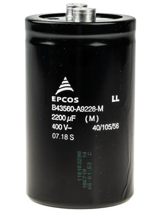 Kemppi 9755617 capacitors for minarc