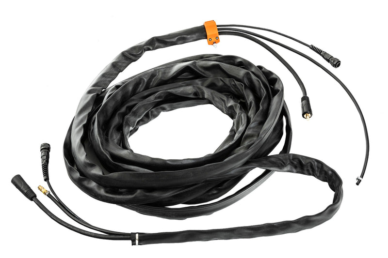 Kemppi FastMig X5 interconnection cable assy 10M x 70mm2 Gas cooled X57010MG