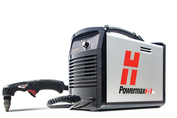Hypertherm Powermax 30 AIR plasma cutter110/ 240 volt with built in compressor 088098