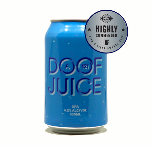 Doof Juice XPA  330ml