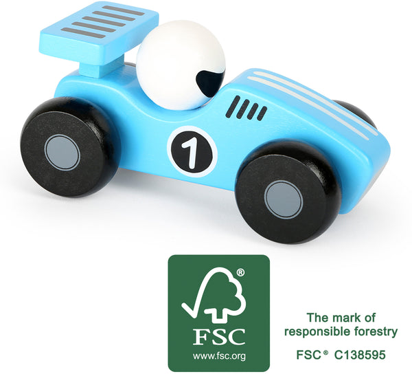 The Dasher Toy Car