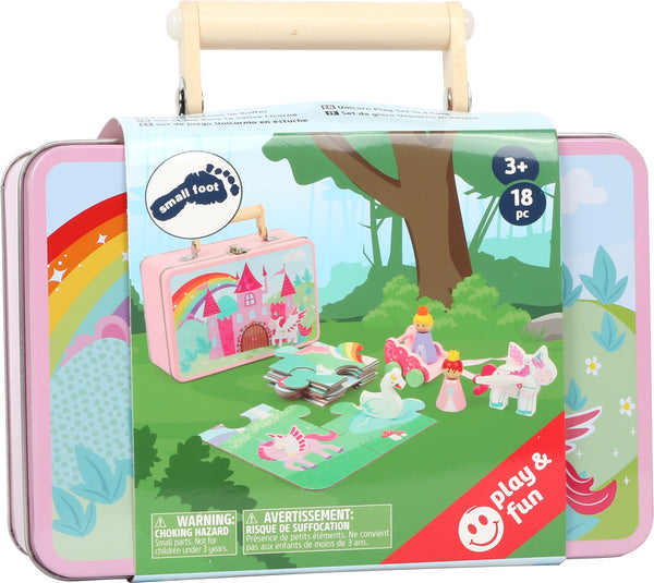 small foot - Unicorn Play Set in a Case