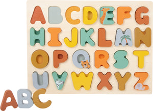 "small foot - ABCs Puzzle ""Safari"""